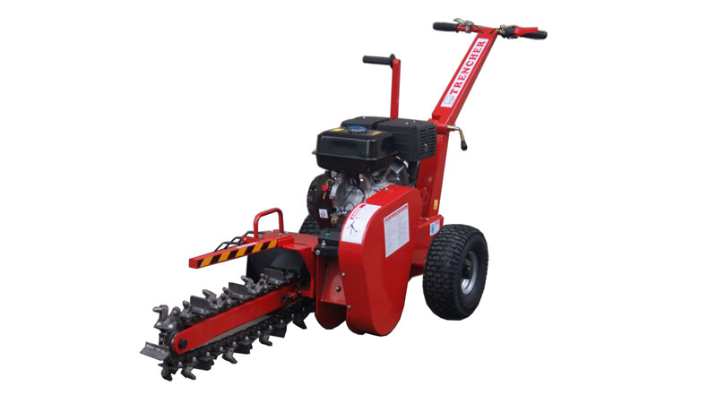 15Hp 600mm Depth Digging Trencher(LZ-TR15)