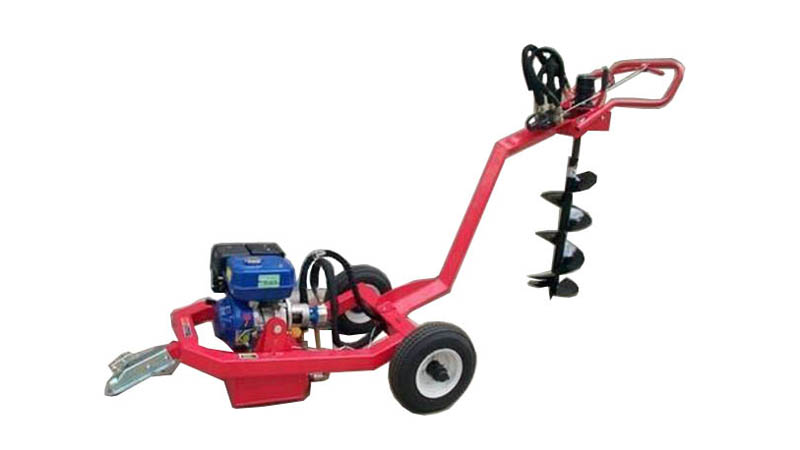 9Hp Hydraulic Post Hole Digger(LZ-HD-01)